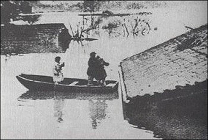 Reynies inondations 1930